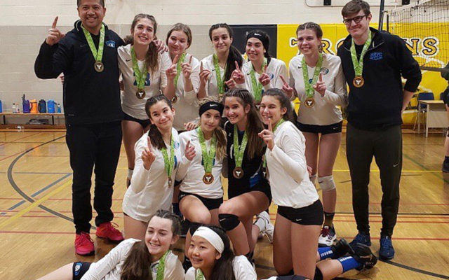16 Championship Gold for Cat 5!